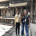 Bangkok to Angkor Wat Phnom  Penh and back 4d3n tour