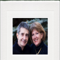 Dr. Marg Donlan and his wife Margie - United States